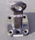 oko tažné ø 40/6 děr čelní příruba DIN74054-400 Typ75 včetně šroubů *
