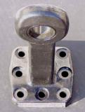 oko tažné ø 50/8 děr čelní příruba DIN74053-50D1 včetně šroubů *